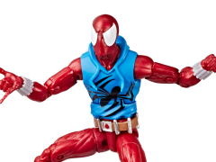 Marvel Legends Retro Collection Scarlet Spider