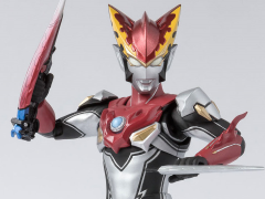 Ultraman S.H.Figuarts Ultraman Rosso Flame (With Bonus)