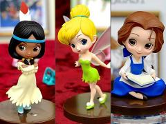 Disney Characters Q Posket Petit Set of 3