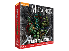 Munchkin: Teenage Mutant Ninja Turtles Deluxe