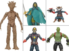 Guardians of the Galaxy Marvel Legends Comic Edition Exclusive Box Set