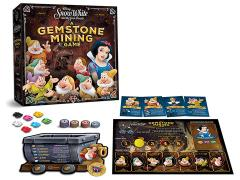 Disney Snow White and the Seven Dwarfs: A Gemstone Mining Game