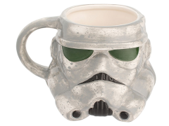 Solo: A Star Wars Story Mimban Stormtrooper Sculpted Mug