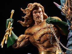 DC Premium Collectibles DC Rebirth Aquaman Limited Edition Statue