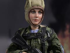 Elite Russian Airborne Troops Natalia 1/6 Scale Figure