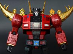 Iron Dibots No.3 FT-06G Limited Edition Sever