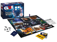Clue: Doctor Who