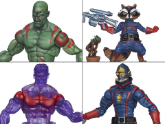 "Avengers Infinite 3.75"" Wave 4 Set of 4 Figures"