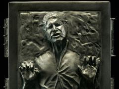Star Wars Han Solo (in Carbonite) 1/6 Scale Figure