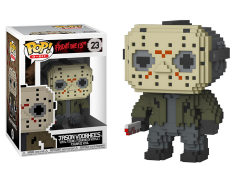 8-Bit Pop! Horror: Friday The 13th - Jason
