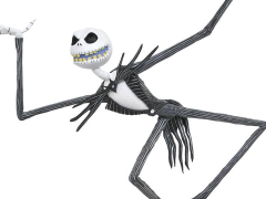 Nightmare Before Christmas Jack Skellington Gallery Statue