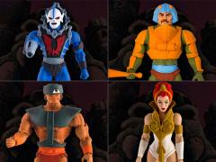 Masters of the Universe Classics Club Grayskull Wave 1 Set of 4