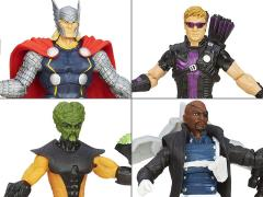Avengers Action Figures Wave 2 - Set of 4