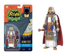 "Batman Classic TV Series DC Heroes King Tut 3.75"" Action Figure"