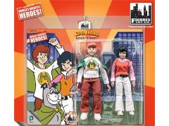 "Super Friends World's Greatest Heroes Wendy & Marvin 8"" Retro Figure Two-Pack"