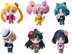 Sailor Moon Petit Chara! Soldiers of the Outer Solar System (Yukata Ver.) Box Set of 6 Figures