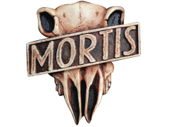 Judge Dredd Judge Mortis Badge 1/1 Scale Replica