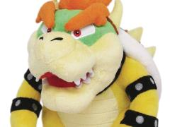 "Super Mario 10"" Bowser Plush"