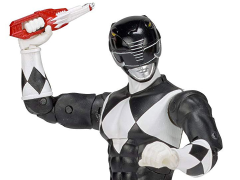 "Mighty Morphin Power Rangers Legacy 6"" Black Ranger"