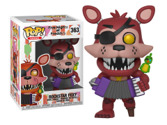 Pop! Games: Freddy Fazbear's Pizzeria Simulator - Rockstar Foxy