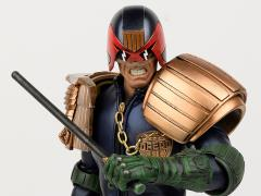 1/6 Scale Apocalypse War Judge Dredd Collectible Figure