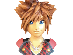 Kingdom Hearts Legends in 3D Sora 1/2 Scale Limited Edition Bust