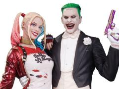 Suicide Squad Harley Quinn & The Joker 1/6 Scale Limited Edition Statue