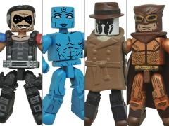 Watchmen Minimates Series 1 Four Pack