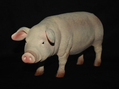 Pig (Pink) 1/6 Scale Figure