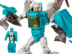 Transformers Titans Return Deluxe Autobot Teslor & Brainstorm Exclusive