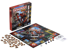 Monopoly Junior: Incredibles 2 Edition