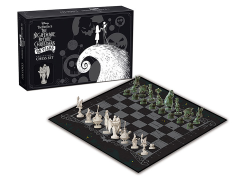 Chess: Nightmare Before Christmas 25 Years Collector's Set