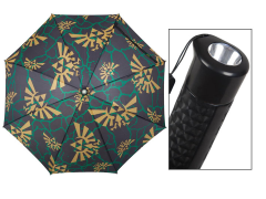 The Legend of Zelda Hyrulian Crest LED Umbrella