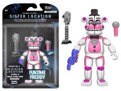 Five Nights at Freddy's Sister Location Articulated Figure - Funtime Freddy