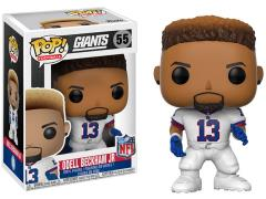 Pop! Football: Giants - Odell Beckham Jr. (Away/No Helmet)