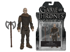 "Game of Thrones 3.75"" Action Figure Wave 01 - Styr"