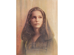 Star Wars Timeless Series Padme Giclee