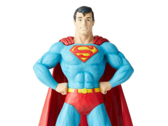 DC Comics Silver Age Superman Figurine (Jim Shore)