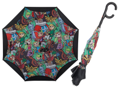 The Legend of Zelda Underprint Umbrella