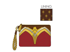 DC Comics Wonder Woman Wristlet