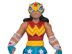 DC ¡Lucha Explosiva! Wonder Woman Figure