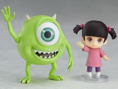Monsters, Inc. Nendoroid No.921 Mike & Boo (Standard Ver.)