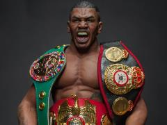 Mike Tyson (The Undisputed Heavyweight Boxing Champion) 1/6 Scale Collectible Figure