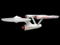 1/650 Scale Classic U.S.S. Enterprise NCC-1701 Model Kit