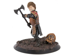Game of Thrones Tyrion in Battle Statue