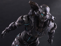 Halo Play Arts Kai Spartan Locke