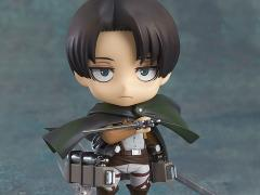 Attack on Titan Nendoroid No.390 Levi (Reissue)