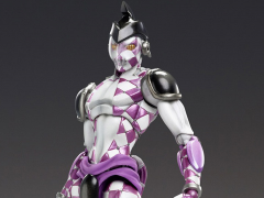 JoJo's Bizarre Adventure Super Action Statue Purple Haze