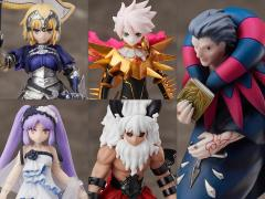 Fate/Grand Order Duel Collection Figure Wave 2 Box of 6 Figures