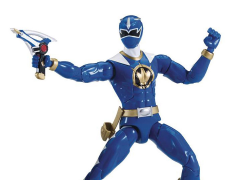 "Power Rangers Dino Thunder Legacy 6"" Blue Ranger"